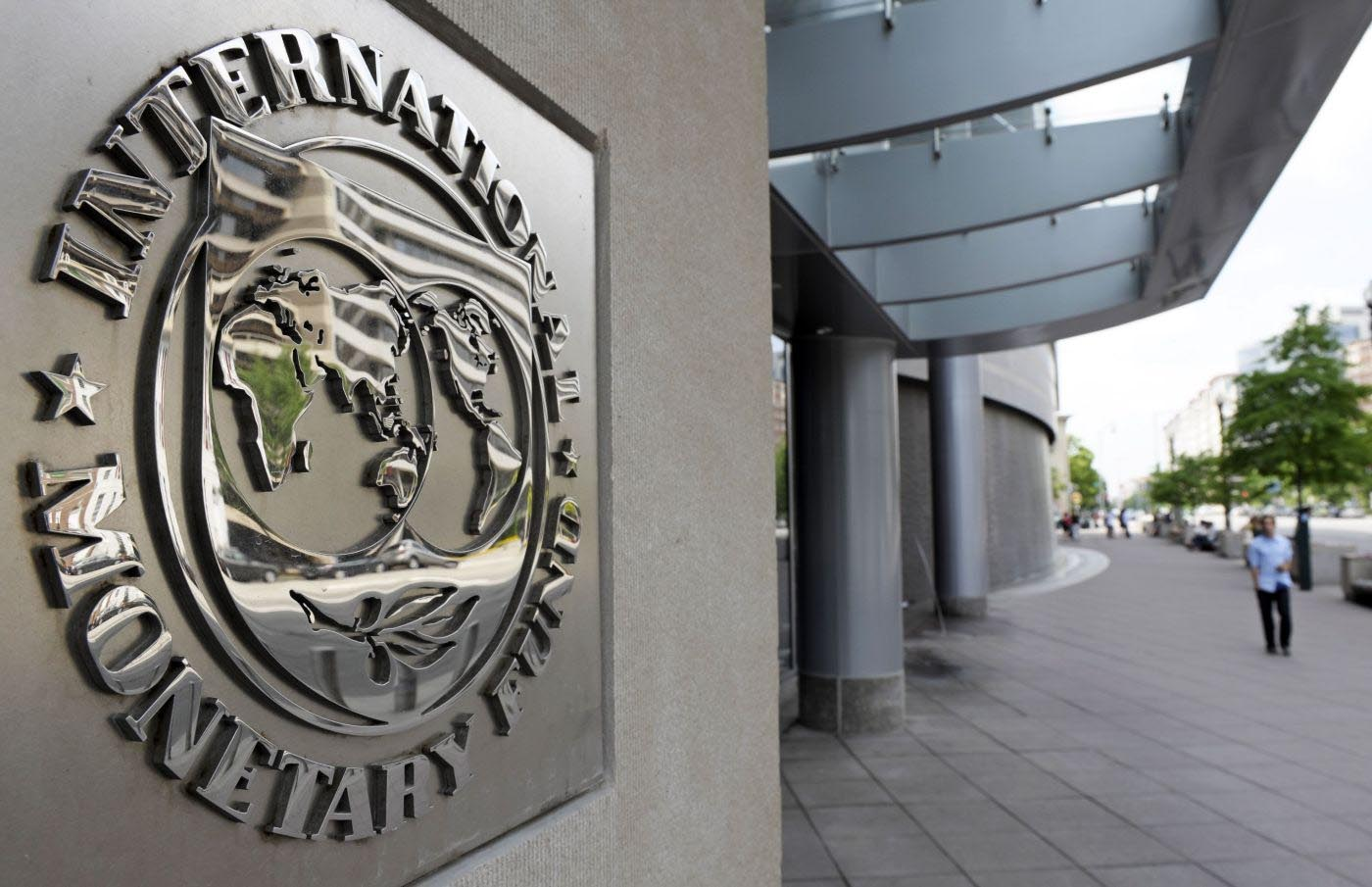 Le siège du Fonds Monétaire International