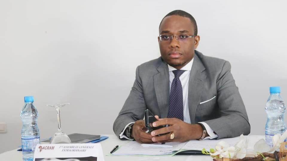 L'ancien directeur général de la SEM, Ismaël Ondias Souna