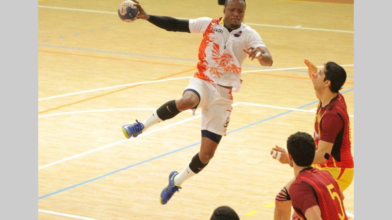 Handball 32e coupe d afrique des clubs vainqueurs de coupe 1er tour le stade mandji a grill - Coupe d afrique handball ...