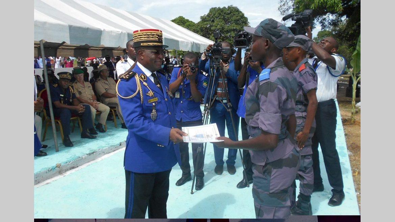 eleve sous officier gendarmerie
