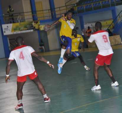 Handball 31e championnat d 39 afrique des clubs vainqueurs de coupe cacvc stade mandji atteint - Coupe d afrique handball ...