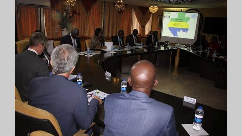 Coopération Gabon-Nations unies : Le programme d'actions du Pnud présenté au Premier ministre