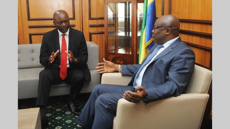 Législatives 2018 : Bruno Ben Moubamba en concertation avec le VPR