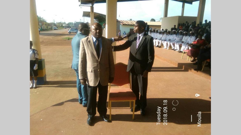 Administration territoriale : Banguébé Mayoubi, gouverneur