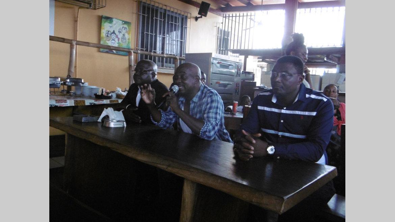 UPN : Gaston Dibanganga reçoit le soutien d'un opérateur économique