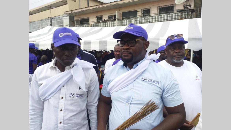 Sociaux Démocrates du Gabon : Steeve Davin Moughiama : faire le bon et le vrai choix