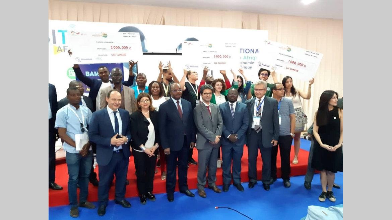 Communication/SITIC : Le Gabon, 2e prix Best african mobil application