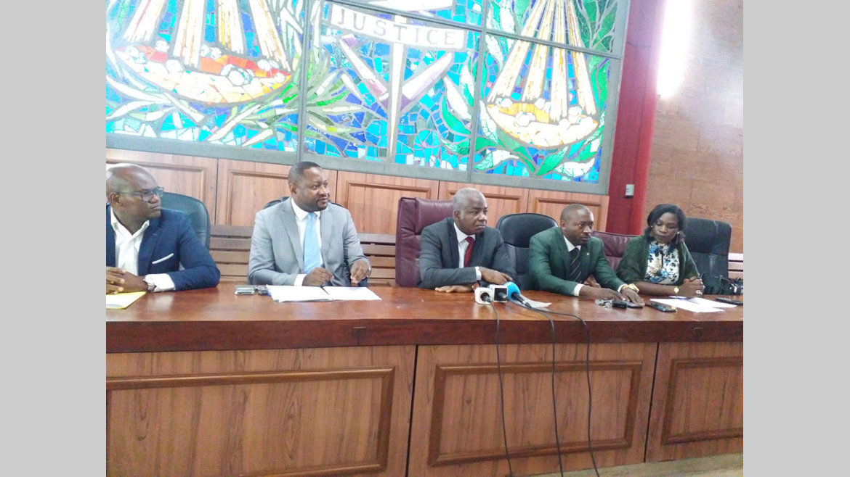 Justice : Les magistrats satisfaits de l'année judiciaire écoulée