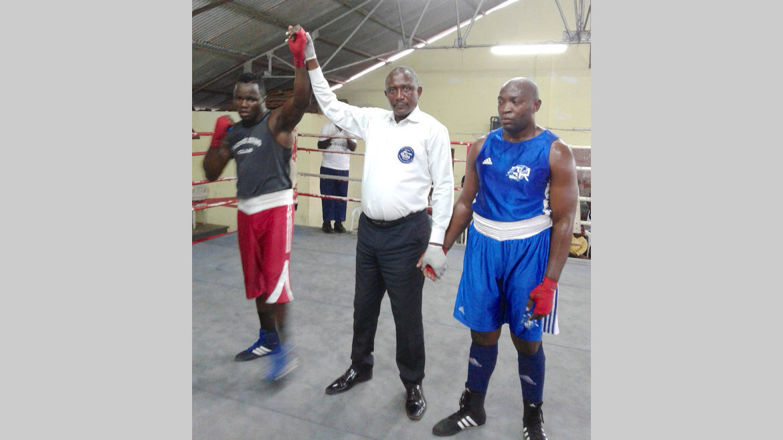 Boxe : Boxing club GR toujours en tête du classement