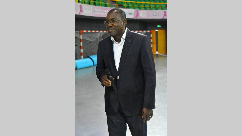 "Volley-ball : Raymond Bernard Bivigou: "" Le niveau était en progression chez les dames """