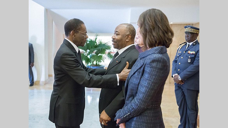 Coopération Gabon/Guinée Equatoriale : Obiang Nguema Mbasogo à Libreville aujourd'hui !