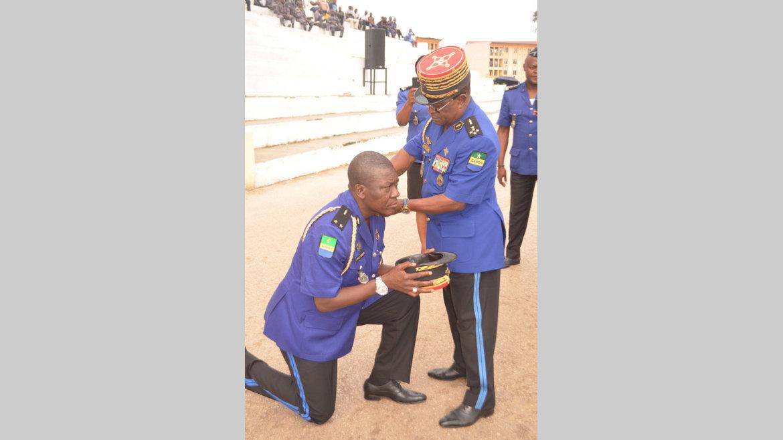 Gendarmerie nationale : Trois officiers supérieurs élevés au grade de général de Brigade