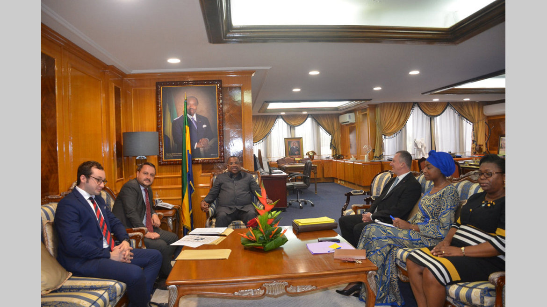"""Ecotourisme au Gabon : """"The Giants Club"""" entend s'impliquer"""