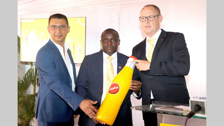 Lancement officiel de Sinalco : L'usine vise une production annuelle de 80millions de bouteilles