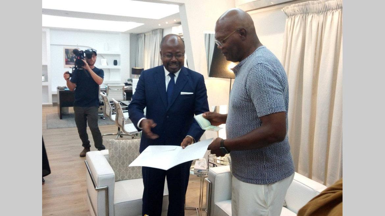 Citoyenneté : Samuel Leroy Jackson désormais Gabonais