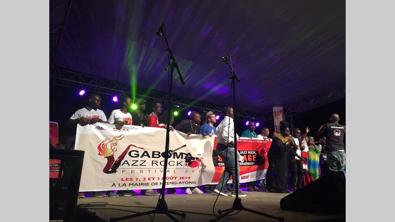 Festival ''Gaboma Jazz Rock'' : Sur fond d'engagement dans la lutte contre le paludisme