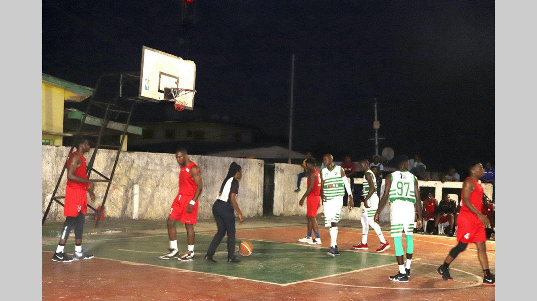 Basket-ball : Nomba au forceps, AS Estuaire déroule