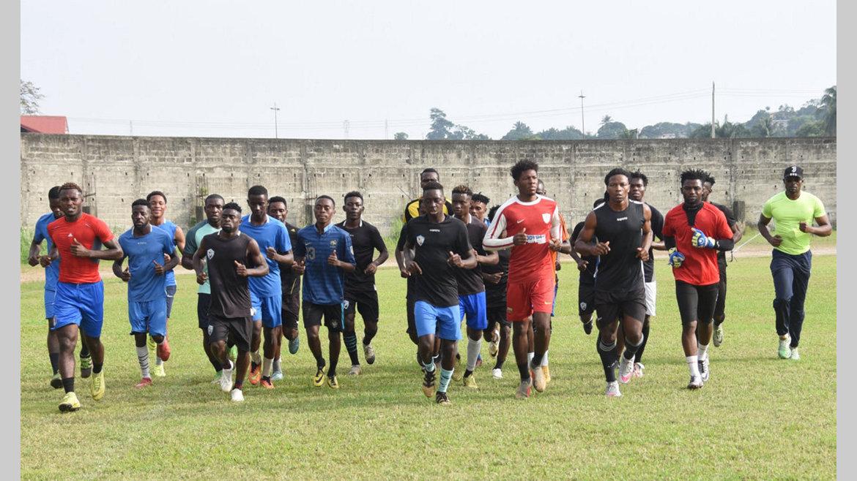 Football : Le club gabonais veut assurer à domicile