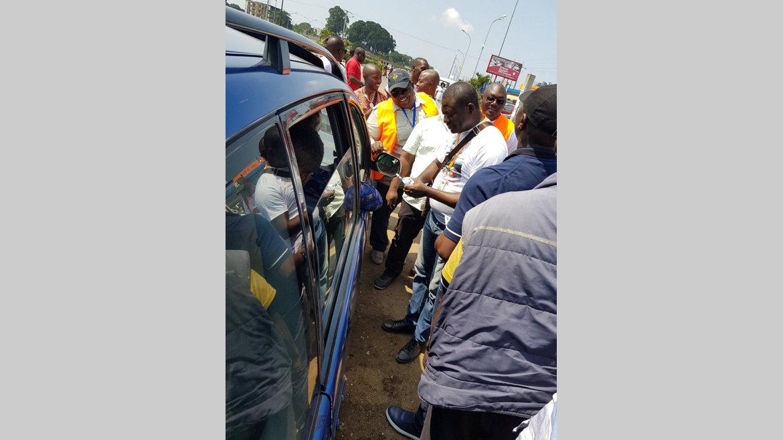Sécurité routière : ''Non à l'alcool au volant'' lancé au carrefour SNI