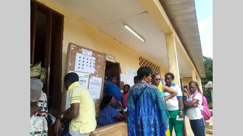 Législatives partielles/Ntoum : Le ticket PDG-SDG l'emporte