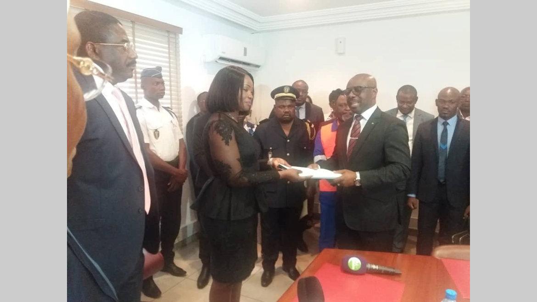 SGEPP : Ludwine Oyini, la nouvelle patronne