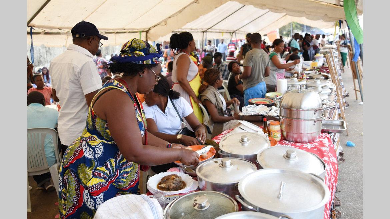 Festival Gabon 9 provinces : Au confluent de l'Ogooué et de la mer