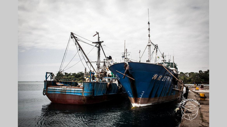 Pêche illégale dans les aires protégées : Un chalutier arraisonné pour braconnage