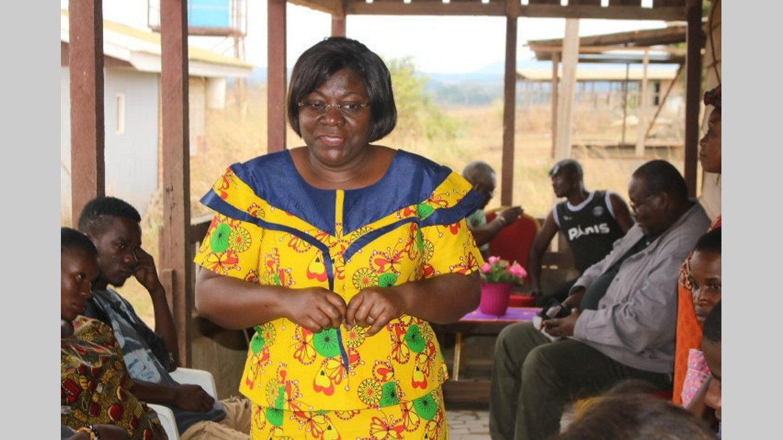 Tournée interparlementaire : La sénatrice Ghelouba Andjaye rassure ses électeurs