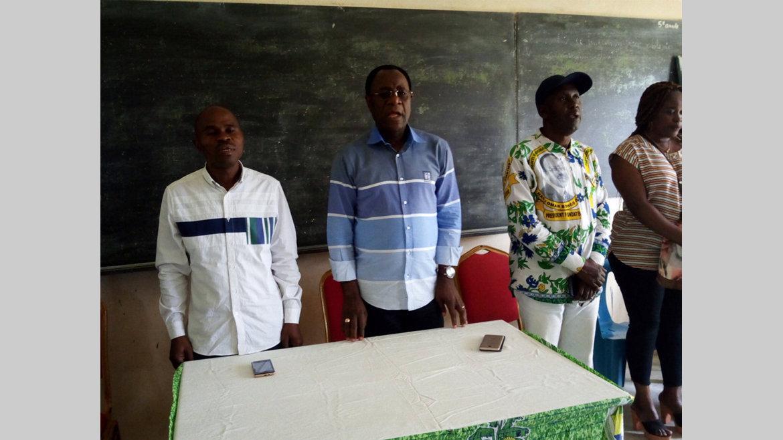 Département de Mulundu/2e siège : Anatole Tsioukacka en pédagogue
