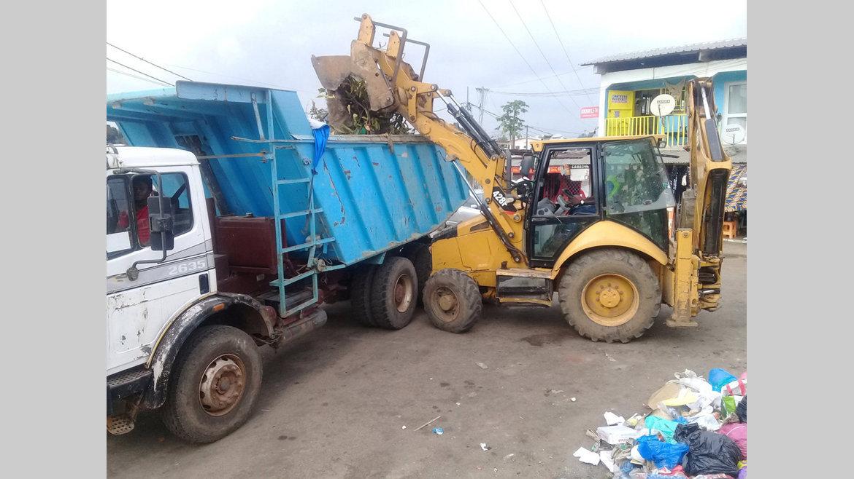 Lutte contre l'insalubrité à Libreville : Un léger mieux dans la collecte des ordures ménagères