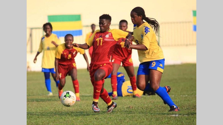 Jeux olympiques Tokyo-2020 : Match Gabon-Ghana