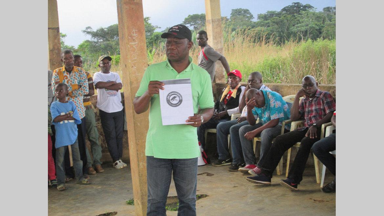 Gabon : Législatives partielles