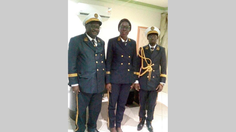 Navigation maritime : De nouveaux officiers sur le pont