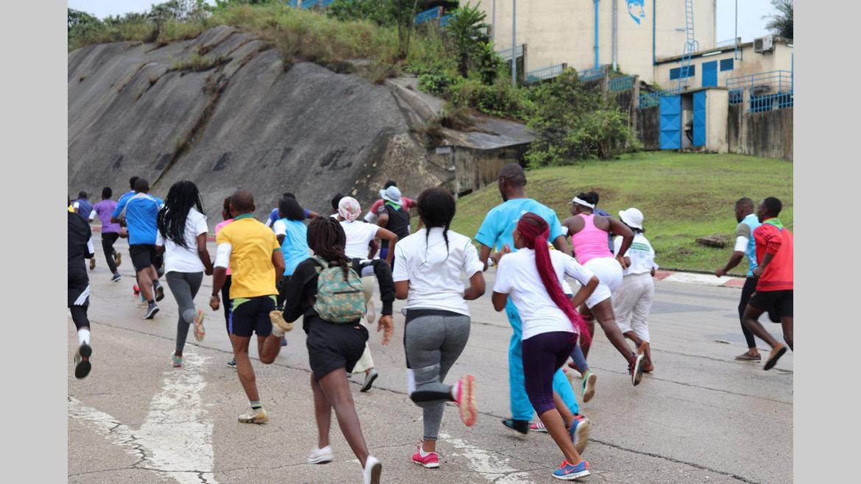 Athlétisme/Cross du Jubilé : La course de la Joie