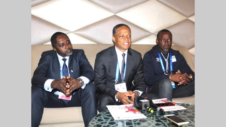 """Jeux Africains 2019/ Trois questions au ministre des Sports Franck Nguema : """"Le bilan est plus que satisfaisant"""""""