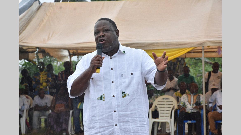 Tournée interparlementaire : Les trois engagements du député Issozé Ngondet