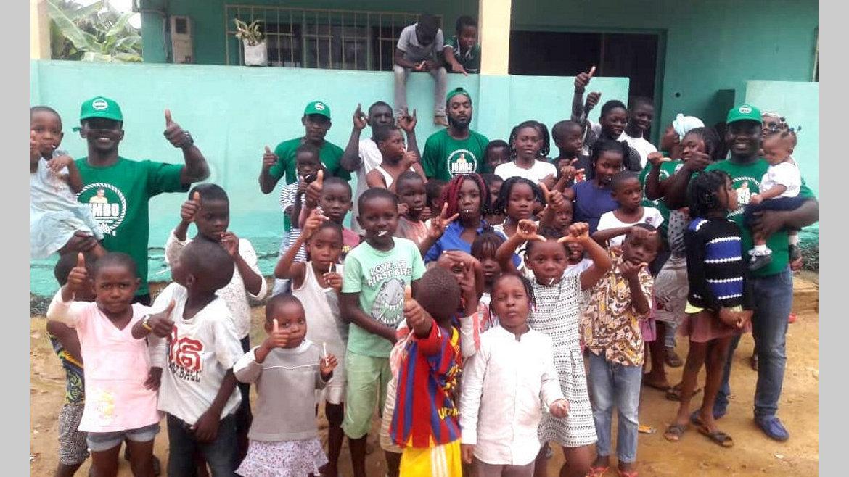 Bienfaisance à Kinguélé : Du sourire à l'orphelinat de l'Espérance