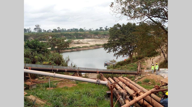 Extensions du réseau en eau : Le Gabon sollicite 77milliards auprès de la Bad