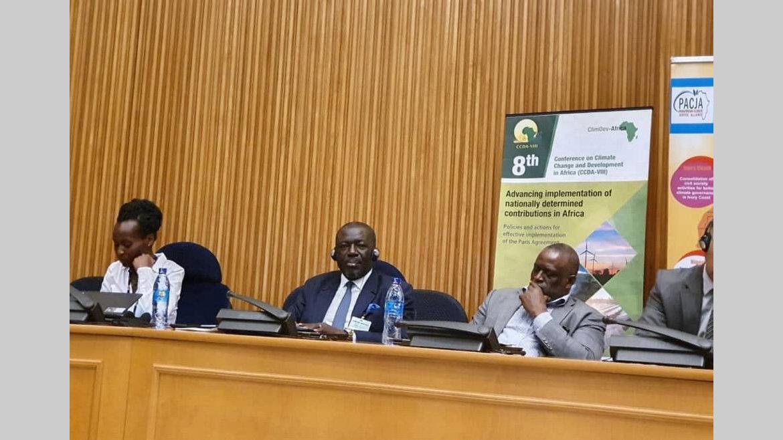 8econférence sur le changement climatique : L'expertise du Gabon sollicitée