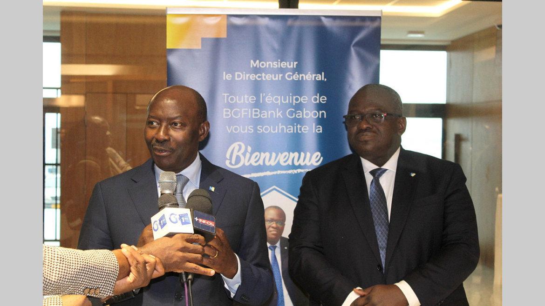 Secteur bancaire : Loukoumanou Waïdi prend les rênes de BGFIBank Gabon