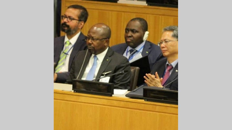 74e session de l'Assemblée générale des Nations unies : Le ministre Bilie-By-Nze présent à plusieurs rencontres de haut niveau