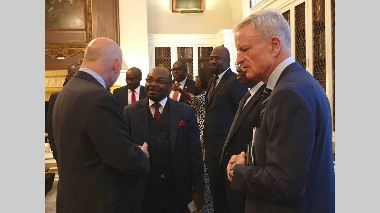 Forum du Business council for international understanding de New York : Noël Mboumba fait la promotion du potentiel pétrogazier du Gabon