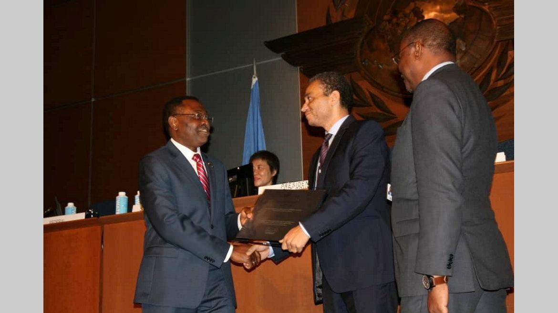 Mise en œuvre des normes de sécurité aérienne : Le Gabon primé à Montréal