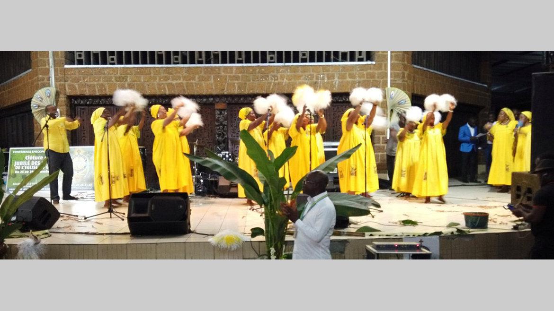 Jubilé des 175 ans d'évangélisation du Gabon : Un chant d'amour à Dieu