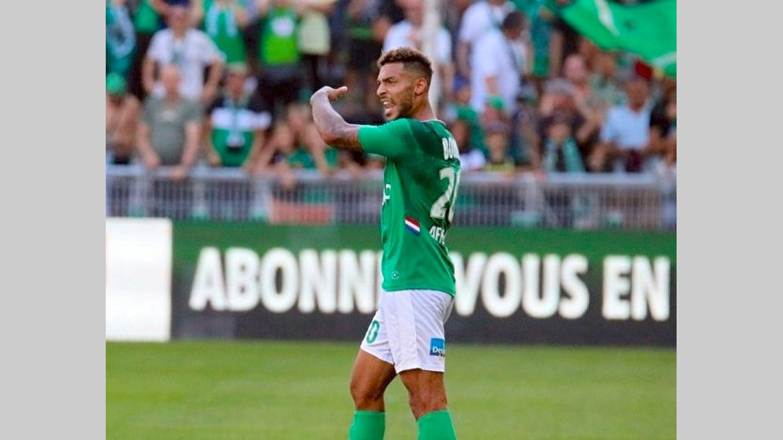 Ligue 1/Après AS Saint-Étienne-Metz de mercredi (0-1) : Le Gabonais Denis Bouanga et les Verts dans la tourmente