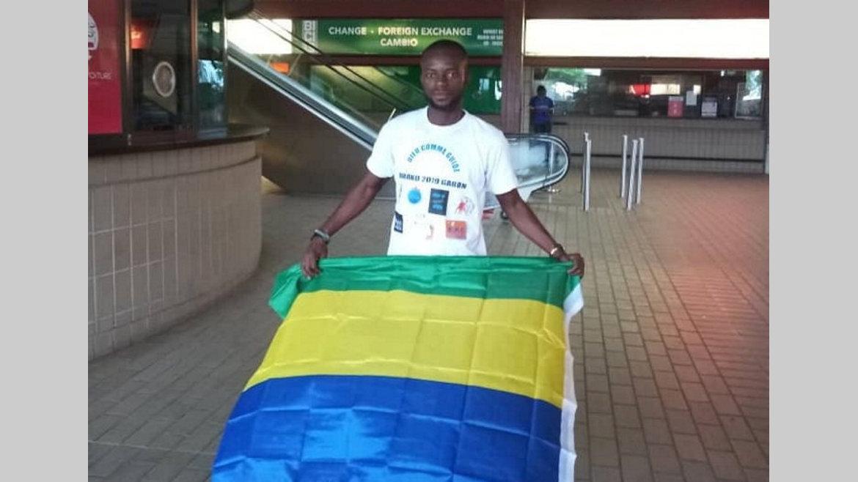 Basketball : Le Gabonais Laurel Lemiguy présent