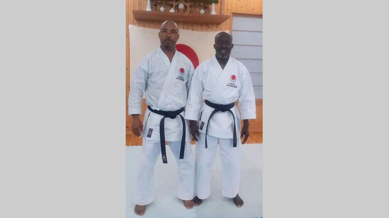 Arts martiaux : L'agakado JKA à Tokyo