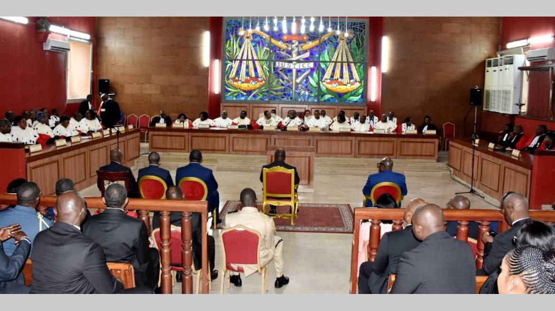 Rentrée judiciaire 2019-2020 : Rendez-vous ce matin au palais de justice