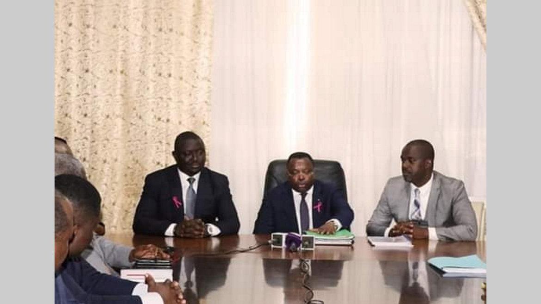 Passation de charges : Ces chantiers qui attendent Justin Ndoundangoye