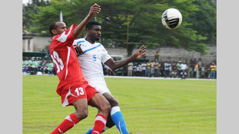 Football : La Gambie en pole position pour rejoindre le groupe du Gabon